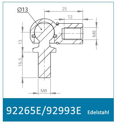 92265E/92993E