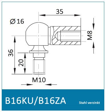 B16KU/B16ZA